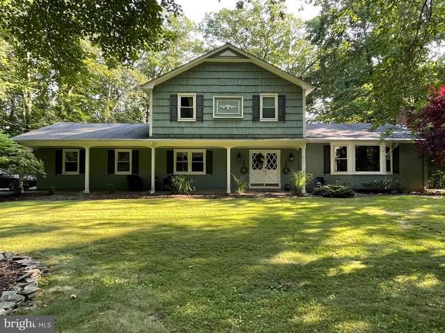 45 W Long Drive, LAWRENCE, NJ 08648 (#NJME2003670) :: Rowack Real Estate Team