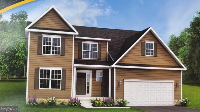105 Granbury Crossing, HANOVER, PA 17331 (#PAYK2004544) :: The Joy Daniels Real Estate Group