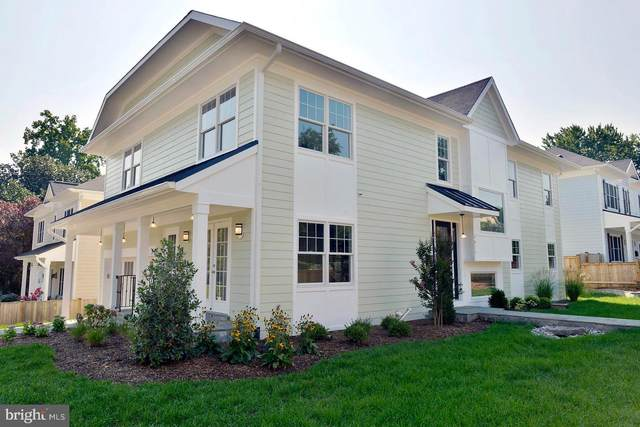 1823 N Nelson Street, ARLINGTON, VA 22207 (#VAAR2003650) :: The Maryland Group of Long & Foster Real Estate