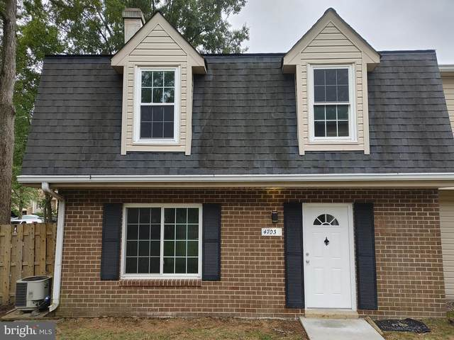 4703-A Rookewood Place E 28-K, WALDORF, MD 20602 (#MDCH2002696) :: The Maryland Group of Long & Foster Real Estate