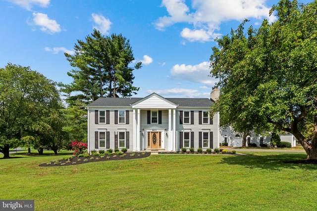 8601 Plum Creek Drive, GAITHERSBURG, MD 20882 (#MDMC2011412) :: Colgan Real Estate