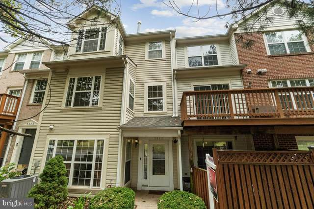 2645 S Everly Drive 8  2, FREDERICK, MD 21701 (#MDFR2004256) :: Bic DeCaro & Associates