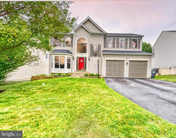 14 Heatherbrook Lane, STAFFORD, VA 22554 (#VAST2002564) :: The Maryland Group of Long & Foster Real Estate