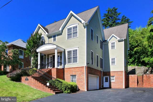 1716 S Lynn Street, ARLINGTON, VA 22202 (#VAAR2003686) :: CENTURY 21 Core Partners