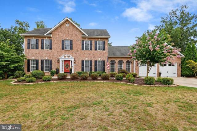 334 Clydesdale Drive, STEPHENS CITY, VA 22655 (#VAFV2001286) :: ExecuHome Realty