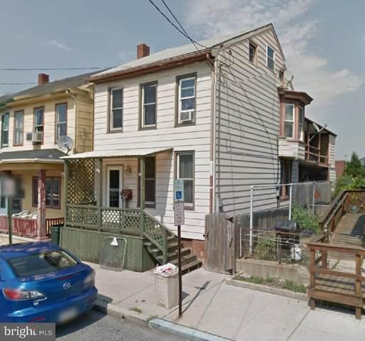 408 N 2ND Street, LEBANON, PA 17046 (#PALN2001184) :: The Craig Hartranft Team, Berkshire Hathaway Homesale Realty