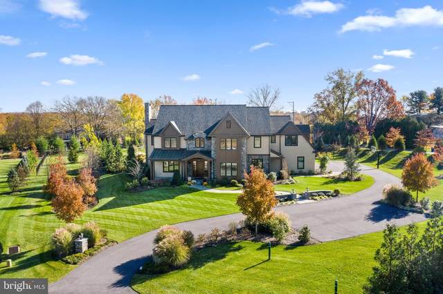 50 Red Oak Drive, BLUE BELL, PA 19422 (#PAMC2008276) :: Shamrock Realty Group, Inc