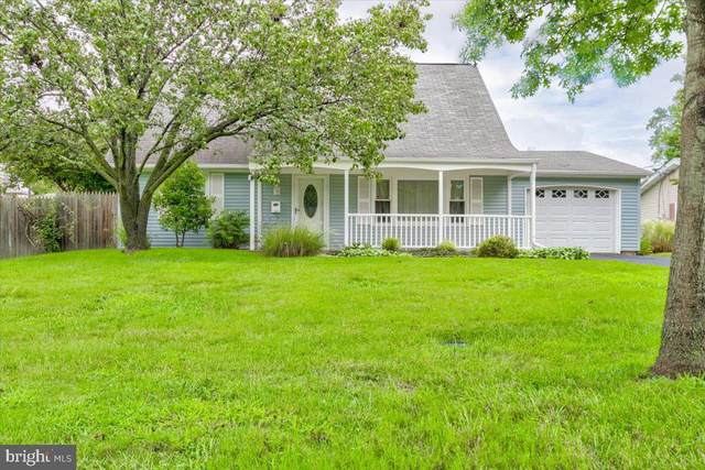 12326 Flamingo Lane, BOWIE, MD 20715 (#MDPG2008466) :: The Maryland Group of Long & Foster Real Estate