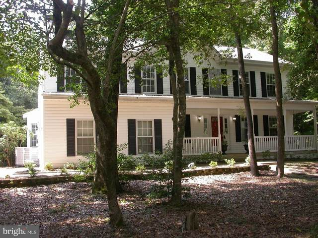 44123 Mimosa Court, CALIFORNIA, MD 20619 (#MDSM2001442) :: The Vashist Group