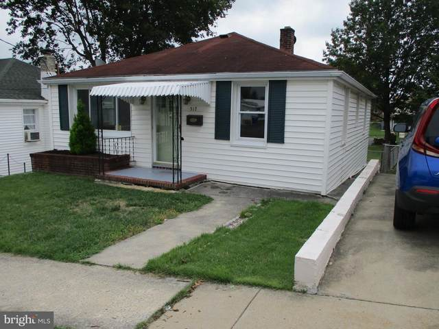 517 Liberty Street, HAGERSTOWN, MD 21740 (#MDWA2001634) :: Realty Executives Premier