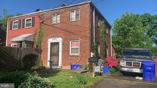 11926 Centerhill Street, SILVER SPRING, MD 20902 (#MDMC2011582) :: Murray & Co. Real Estate