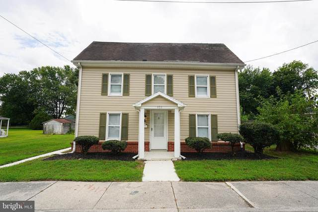 404 E East Street, DELMAR, MD 21875 (#MDWC2001094) :: ExecuHome Realty