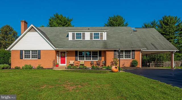 7902 Clearfield Road, FREDERICK, MD 21702 (#MDFR2004308) :: Colgan Real Estate