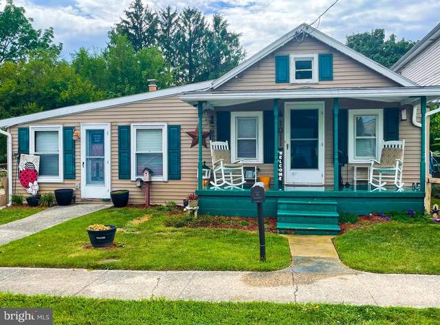 1011-A Georgia Avenue, HAGERSTOWN, MD 21740 (#MDWA2001640) :: Realty Executives Premier