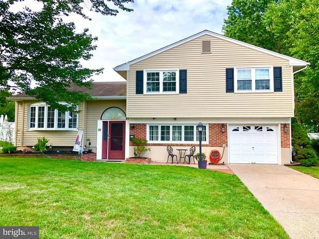 10 Dogwood Lane, BLACKWOOD, NJ 08012 (#NJGL2003472) :: Rowack Real Estate Team