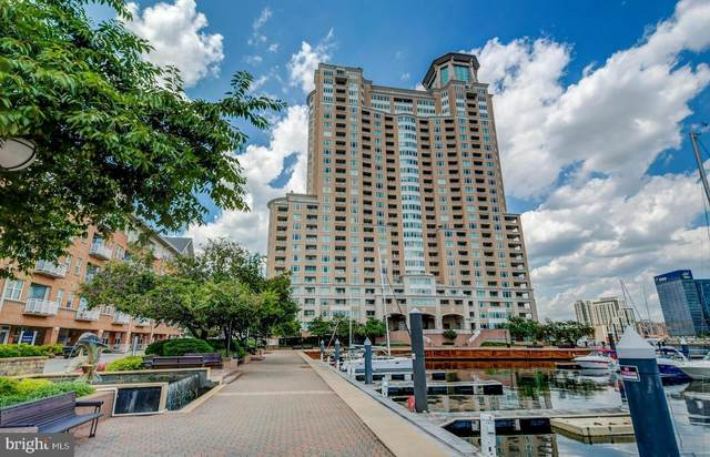 100 Harborview Drive #808, BALTIMORE, MD 21230 (#MDBA2008950) :: The Putnam Group