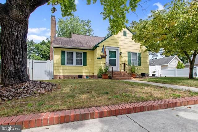503 Riverview Avenue, SALISBURY, MD 21801 (#MDWC2001098) :: McClain-Williamson Realty, LLC.