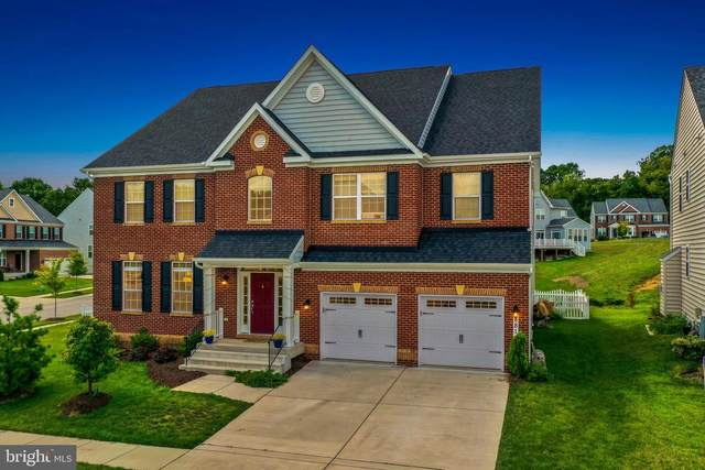 8810 Wellford Drive, ELLICOTT CITY, MD 21042 (#MDHW2003758) :: RE/MAX Advantage Realty