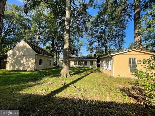 7909 Martha Washington Street, ALEXANDRIA, VA 22309 (#VAFX2016168) :: Debbie Dogrul Associates - Long and Foster Real Estate