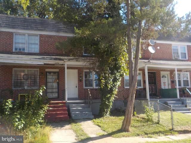 3408 W Saratoga Street, BALTIMORE, MD 21229 (#MDBA2009006) :: Gail Nyman Group