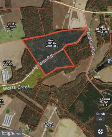 County Farm Road, DENTON, MD 21629 (#MDCM2000402) :: McClain-Williamson Realty, LLC.