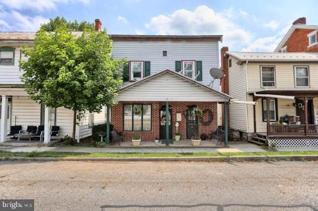 135 W Main Street, NEW BLOOMFIELD, PA 17068 (#PAPY2000332) :: TeamPete Realty Services, Inc
