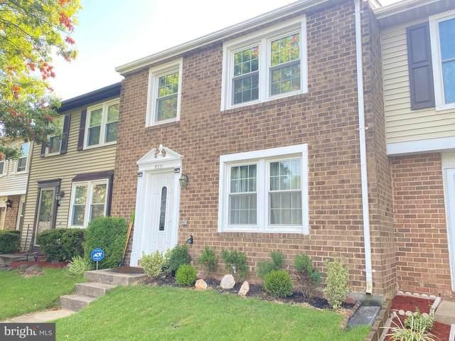 8331 Pondside Terrace, ALEXANDRIA, VA 22309 (#VAFX2016230) :: Nesbitt Realty