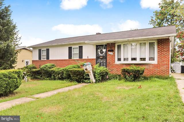 6719 Ransome Drive, BALTIMORE, MD 21207 (#MDBC2008248) :: The Gus Anthony Team