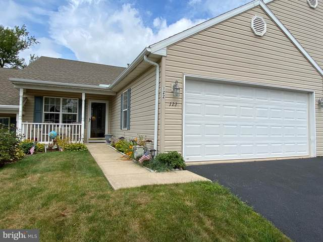 122 Furlong Way, RED LION, PA 17356 (#PAYK2004716) :: The Heather Neidlinger Team With Berkshire Hathaway HomeServices Homesale Realty