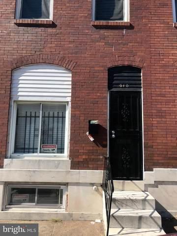 618 N Belnord Avenue, BALTIMORE, MD 21205 (#MDBA2009146) :: The Putnam Group