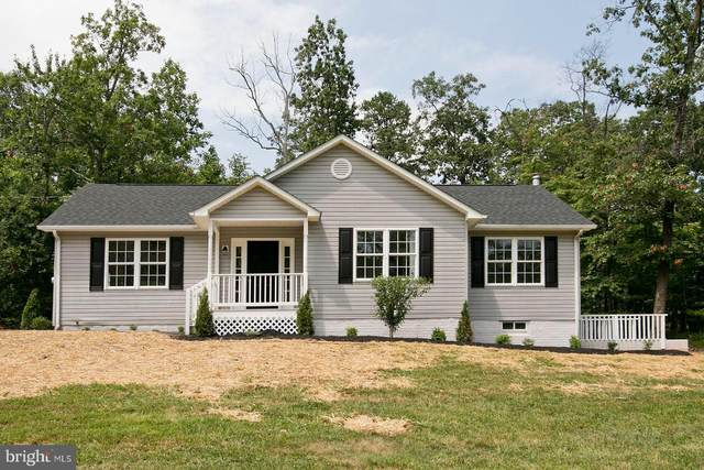 400 Savage Drive, WINCHESTER, VA 22602 (#VAFV2001342) :: Debbie Dogrul Associates - Long and Foster Real Estate