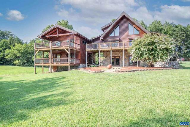 21 Clements Rd, CUMBERLAND, VA 23040 (#621196) :: ExecuHome Realty