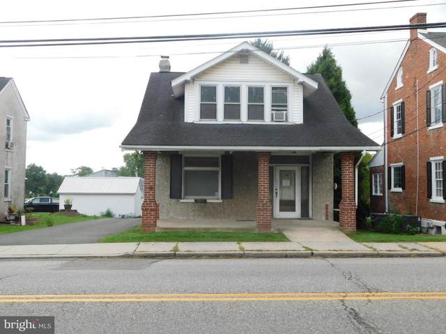 1260 E Philadelphia Avenue, GILBERTSVILLE, PA 19525 (#PAMC2008640) :: The Pierre Group