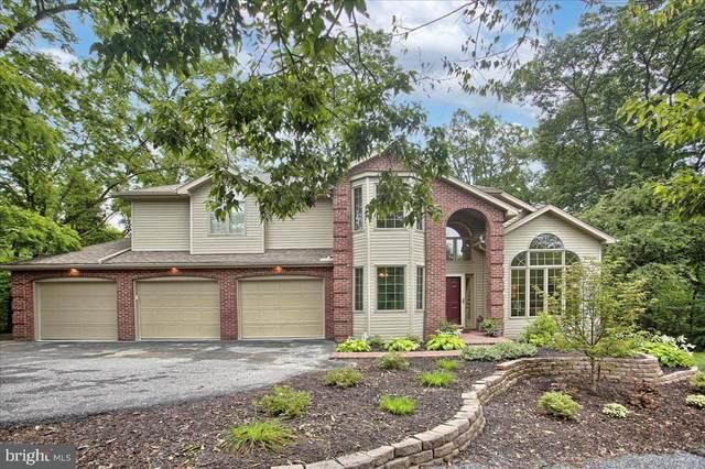 13 Triplett Court, DILLSBURG, PA 17019 (#PAYK2004736) :: The Craig Hartranft Team, Berkshire Hathaway Homesale Realty