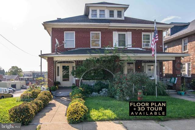 660 Maryland Avenue, YORK, PA 17404 (#PAYK2004746) :: The Joy Daniels Real Estate Group