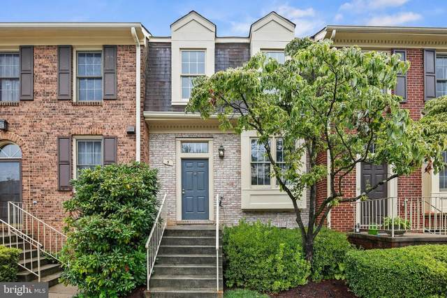 5 Grove Ridge Court #67, ROCKVILLE, MD 20852 (#MDMC2012046) :: City Smart Living