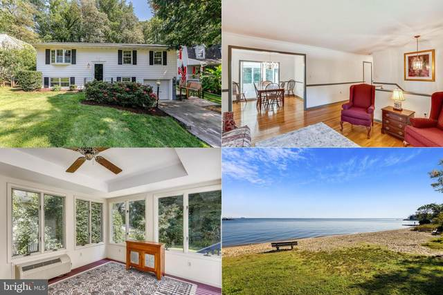 1269 Pine Hill Drive, ANNAPOLIS, MD 21409 (#MDAA2007484) :: The Miller Team