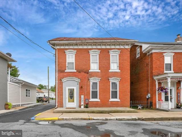 112 E Main Street, FREDERICKSBURG, PA 17026 (#PALN2001224) :: New Home Team of Maryland