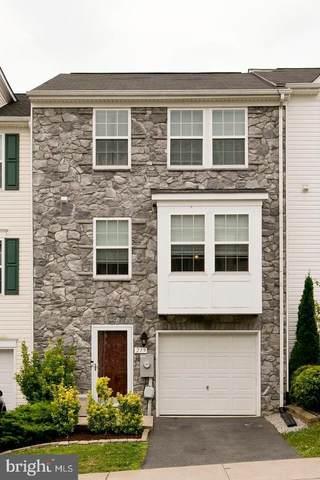 219 Monticello Square, WINCHESTER, VA 22602 (#VAFV2001362) :: Gail Nyman Group