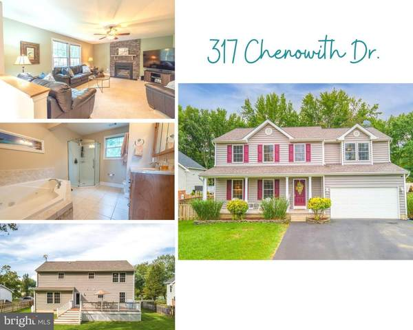 317 Chenowith Drive, STEVENSVILLE, MD 21666 (#MDQA2000798) :: LoCoMusings
