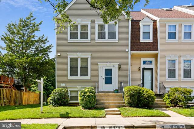 917 Bayridge Terrace, GAITHERSBURG, MD 20878 (#MDMC2012102) :: Integrity Home Team