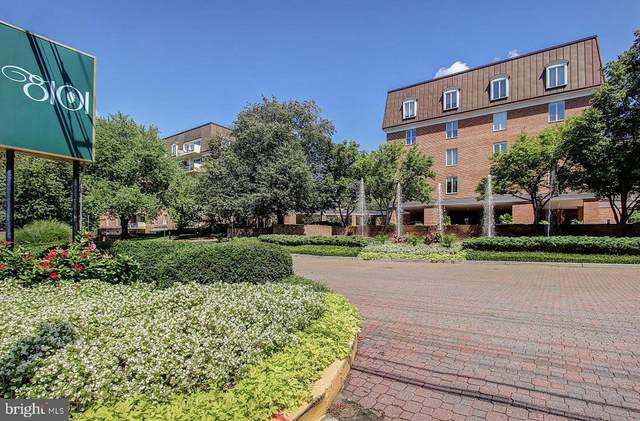8101 Connecticut Avenue N-401, CHEVY CHASE, MD 20815 (#MDMC2012124) :: Teal Clise Group