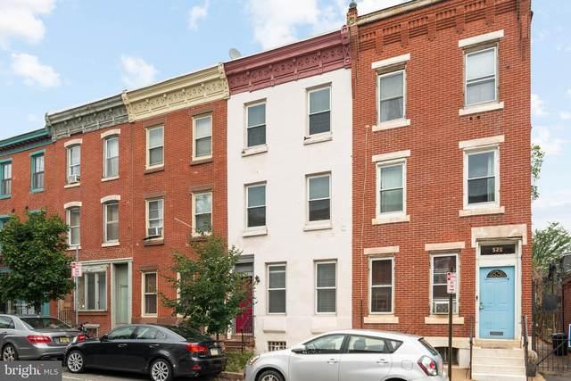 527 N 22ND Street, PHILADELPHIA, PA 19130 (#PAPH2022672) :: Team Martinez Delaware