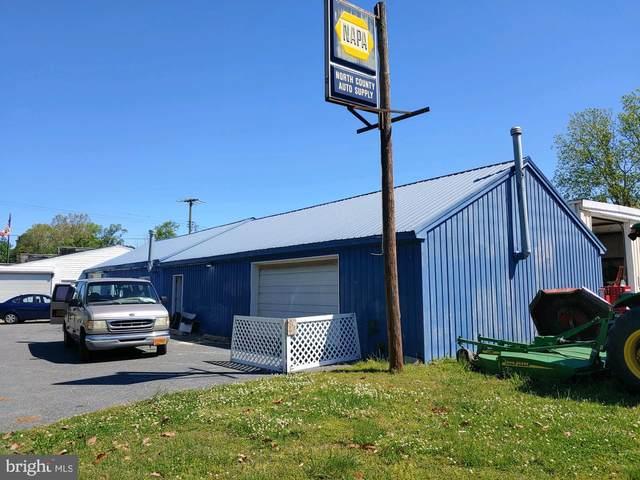 108 Gay Street, HURLOCK, MD 21643 (#MDDO2000532) :: Shamrock Realty Group, Inc