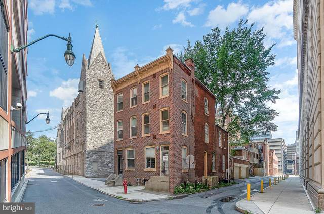 225 South Street, HARRISBURG, PA 17101 (#PADA2002704) :: TeamPete Realty Services, Inc