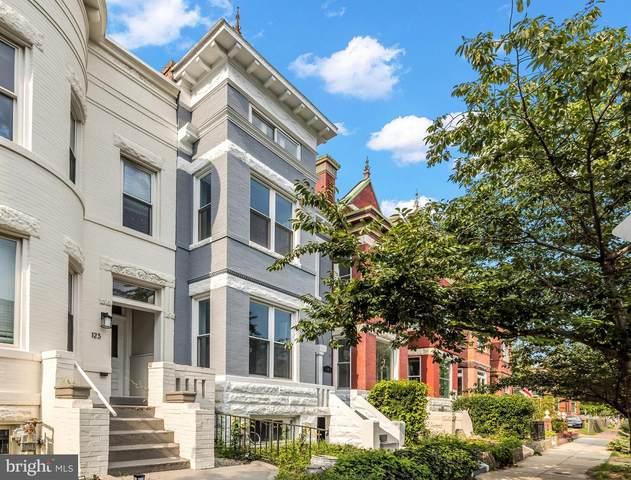 121 U Street NW, WASHINGTON, DC 20001 (#DCDC2009752) :: Crossman & Co. Real Estate