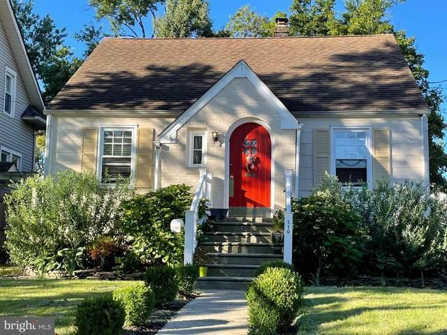 110 Woodland Terrace, OAKLYN, NJ 08107 (MLS #NJCD2005612) :: Kiliszek Real Estate Experts