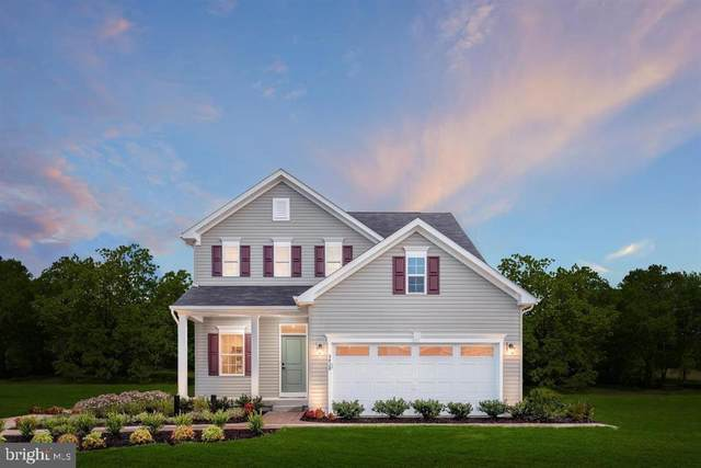 6736 American Holly Drive, FREDERICK, MD 21703 (#MDFR2004512) :: The Maryland Group of Long & Foster Real Estate
