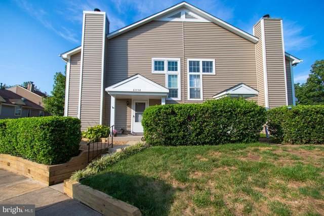 6038 Netherton Street, CENTREVILLE, VA 20120 (#VAFX2016786) :: Integrity Home Team