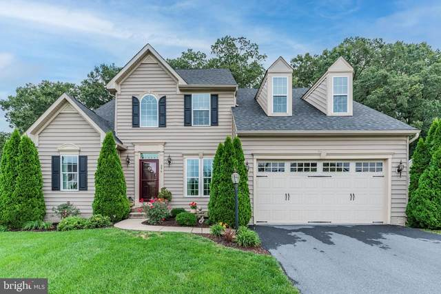 296 Poplar Drive, BOILING SPRINGS, PA 17007 (#PACB2002510) :: TeamPete Realty Services, Inc